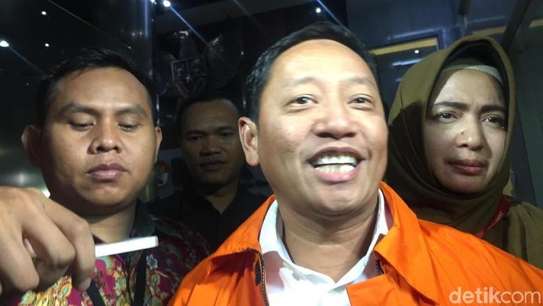 Ditahan KPK, Cagub Malut Ahmad Mus Bangga Menang Pilkada