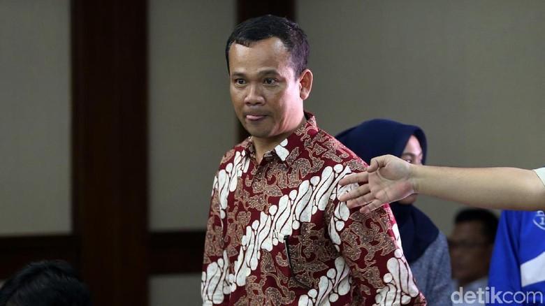 Sidang Perdana Wakil Ketua DPRD Lampung Tengah