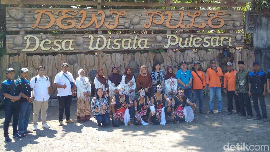 Desa Wisata yang Indah di Lereng Merapi