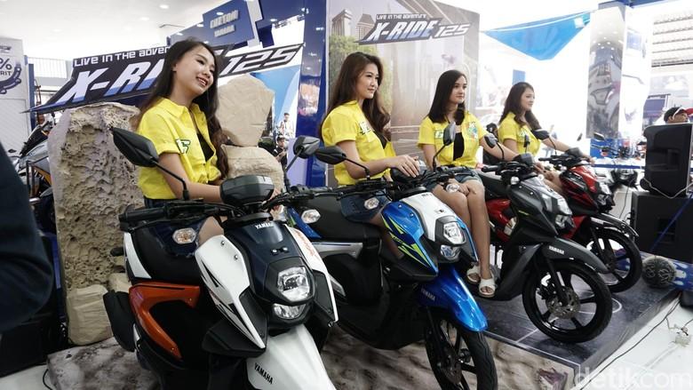 Yamaha All New X-Ride 125. Foto: Yamaha