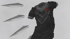 Begini Jersey Wakanda Jika Masuk Piala Dunia