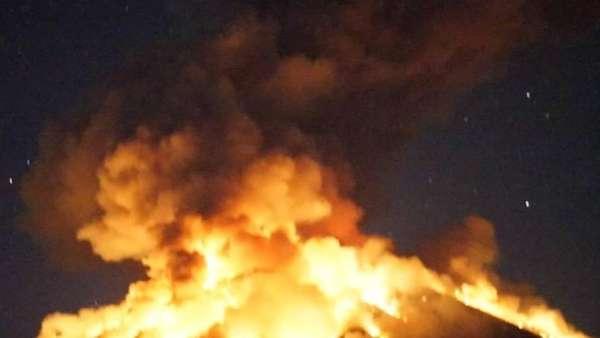 Erupsi Gunung Agung Berjenis Strombolian, Apa Itu?