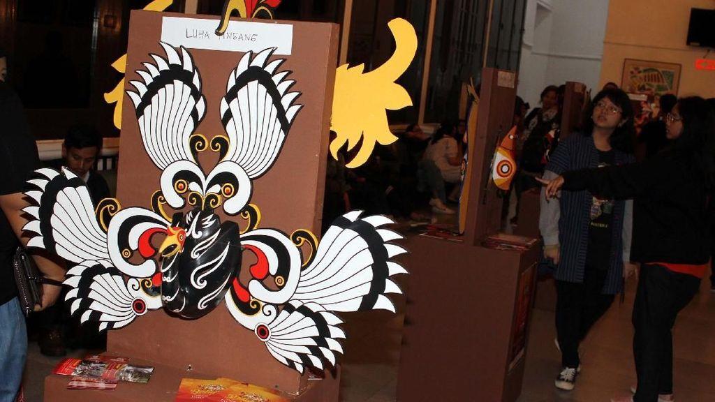 Mengenal Festival Babukung 2018