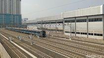 Gulungan Kabel di MRT Lebak Bulus Terbakar, Kontraktor Ditegur