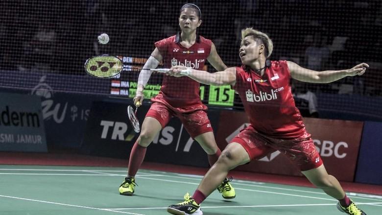 Greysia/Apriyani Jejak Babak 16 Besar Kejuaraan Dunia