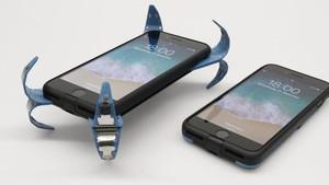 Mahasiswa Jerman Ciptakan Airbag untuk Smartphone