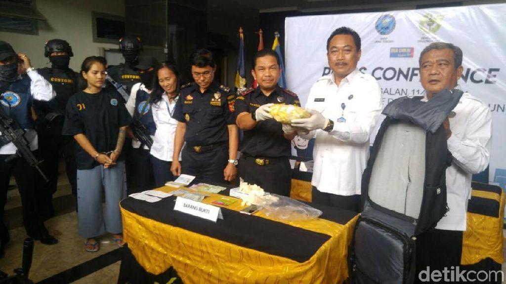 Bawa Sabu 1 Kg, Wanita Asal Thailand Ditangkap di Semarang