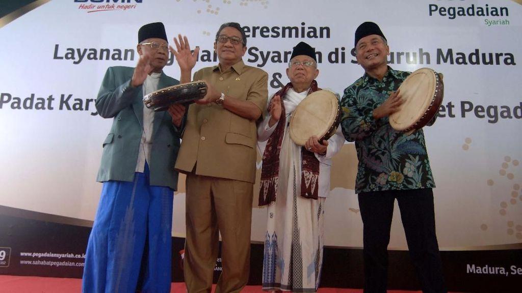 Pegadaian Ubah Seluruh Outlet Konvensional di Madura Menjadi Syariah