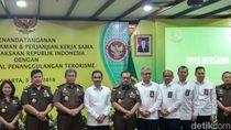 Kejagung dan BNPT Jalin Kerja Sama Berantas Terorisme!