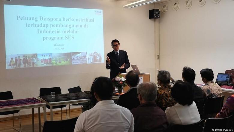 Toleransi Beragama Indonesia Jadi Sorotan di Universitas Hamburg