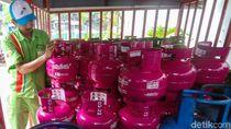 Pertamina Gunakan Kapal TNI untuk Pasok LPG ke Sulteng