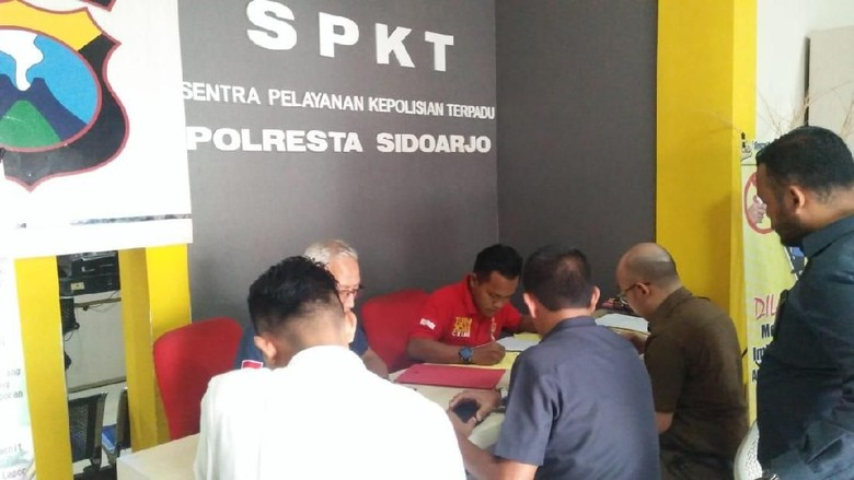 PN Sidoarjo Polisikan Viral Warga yang Sebut Hakim Bisa Dibeli