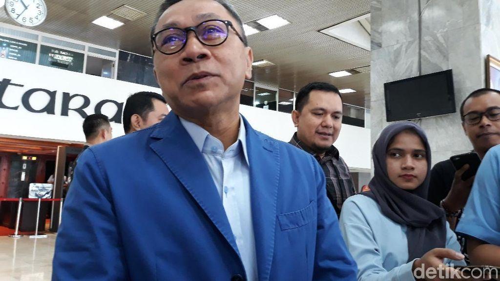 Dituding Bohong oleh Lucky Hakim, Zulkifli: Kan Ada Chat-nya