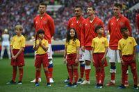Gemes! Cerita Raina Jadi Player Escort di Piala Dunia 2018