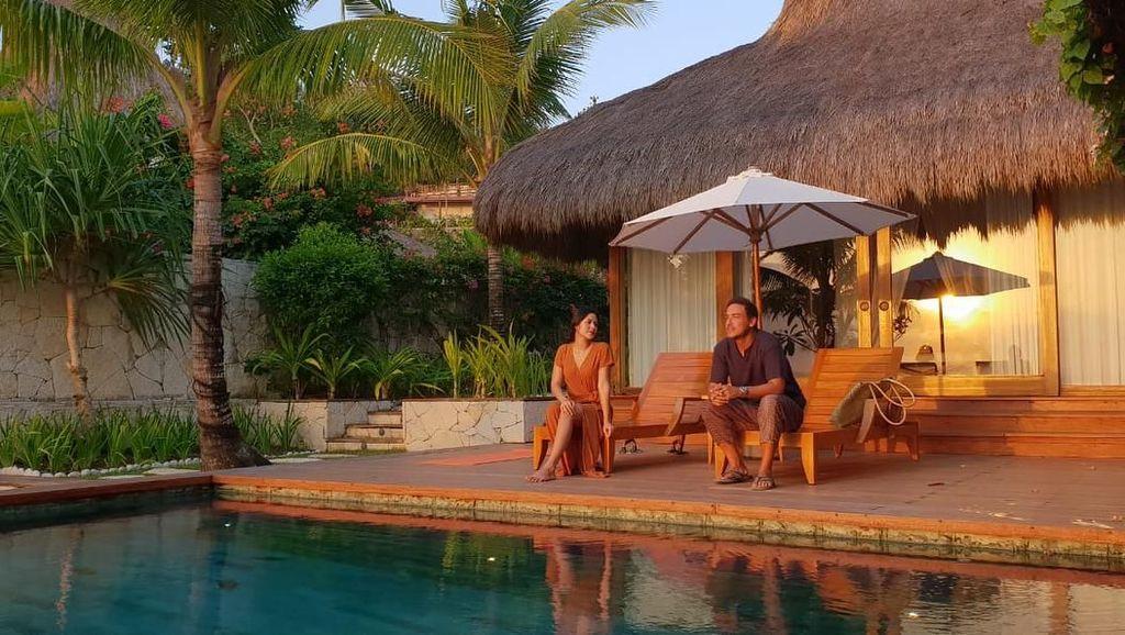 Foto: Liburan Romantis Raisa & Hamish Daud di Sumba