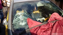Mobil yang Ditembaki di Sleman Tabrak Kendaraan Saat Pengejaran