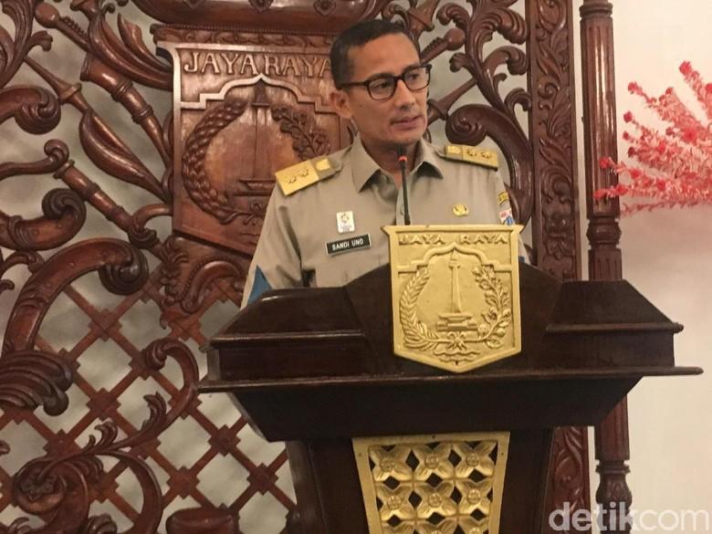 7.143 CCTV Pantau Jakarta, Sandi: Tawuran di Johar Baru Menurun