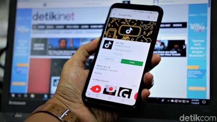 Banyak hal bisa meningkatkan kreativitas selain berusaha populer di media sosial. (Foto: Adi Fida Rahman/detikINET)