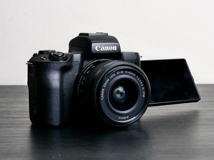 Ilustrasi Canon. Foto: Dok. Enche Tjin