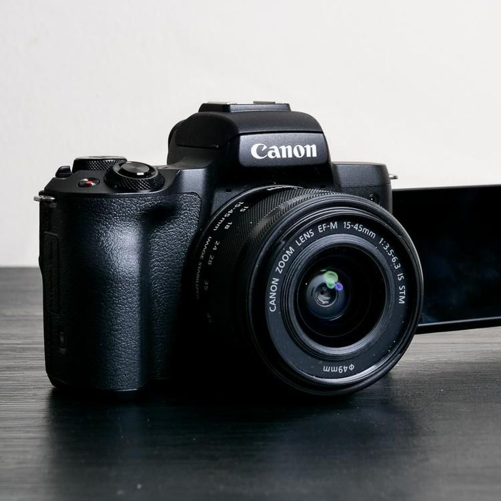 Canon dan Nikon Segera Rilis Mirorless Full Frame