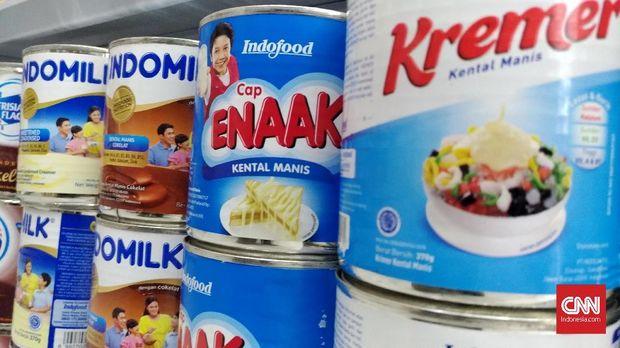 BPOM Tegaskan Produk Kental Manis Bukan Produk Susu