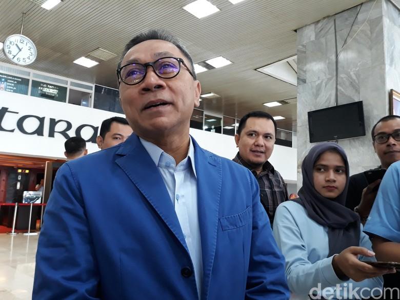 Kata PAN soal SBY Sebut Cawapres Bukan Harga Mati