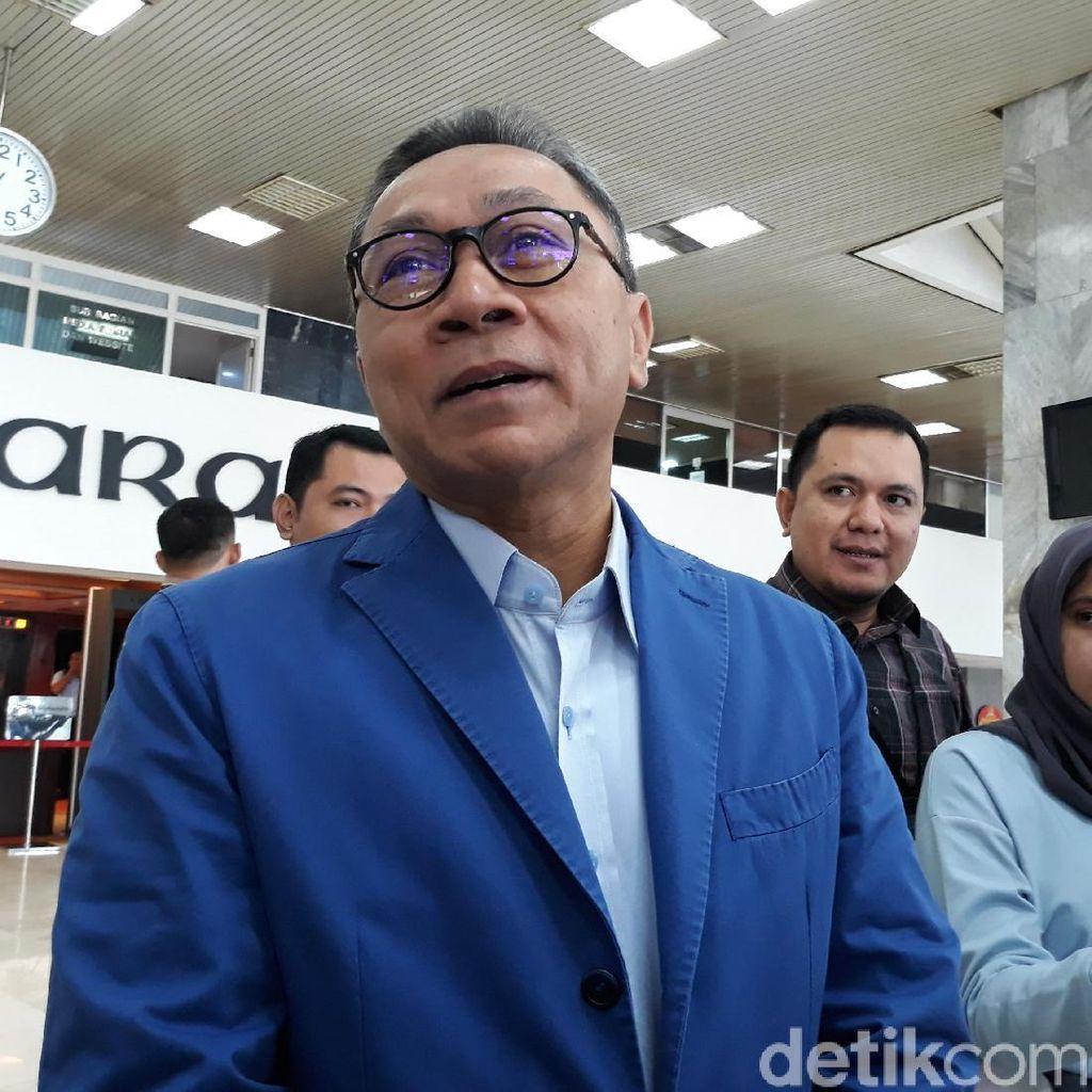 Kerap Ikut Kampanye Sandi, Zulkifli Hasan: Logistik PAN Kurang