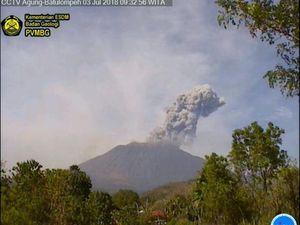 20 Gunung Api Status di Atas Normal, PVMBG Warning Wisatawan