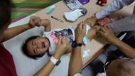 MUI di Riau Minta Tunda Imunisasi Campak/MR