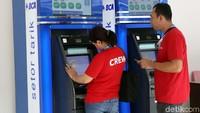 Viral Postingan Layar Menu Pindah ke Atas ATM BCA, Ini Faktanya