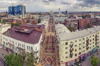 Soborny Lane (Official Tourist Website of Rostov-on-Don)