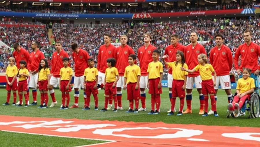 Penampakan Wakil Indonesia di Piala Dunia 2018