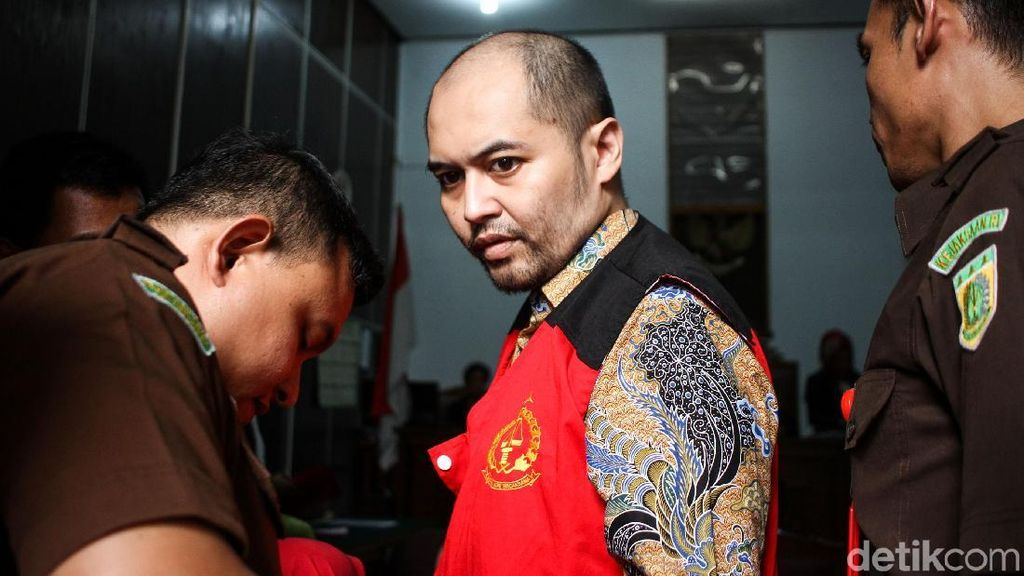 Arseto Pariadji Pemfitnah Jokowi Kini Dihukum di Kasus Narkoba