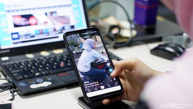 Mayoritas Netizen Dukung Kominfo Blokir Tik Tok