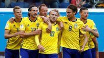 Swedia Lolos ke Perempatfinal Usai Singkirkan Swiss