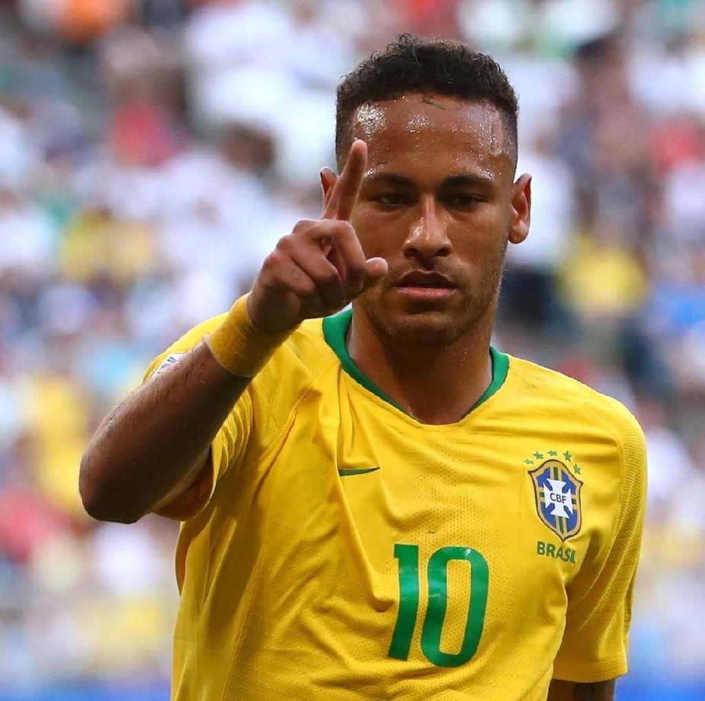 Bisa Apa Brasil Tanpa Neymar?