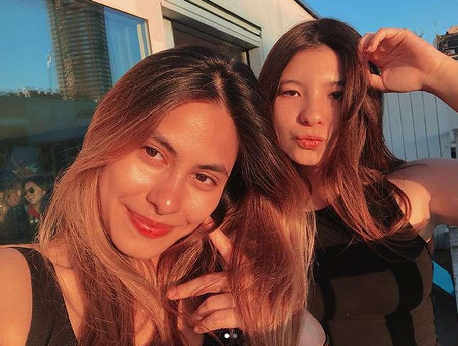 Intip Persahabatan Shaloom Razade dan Valerie Thomas