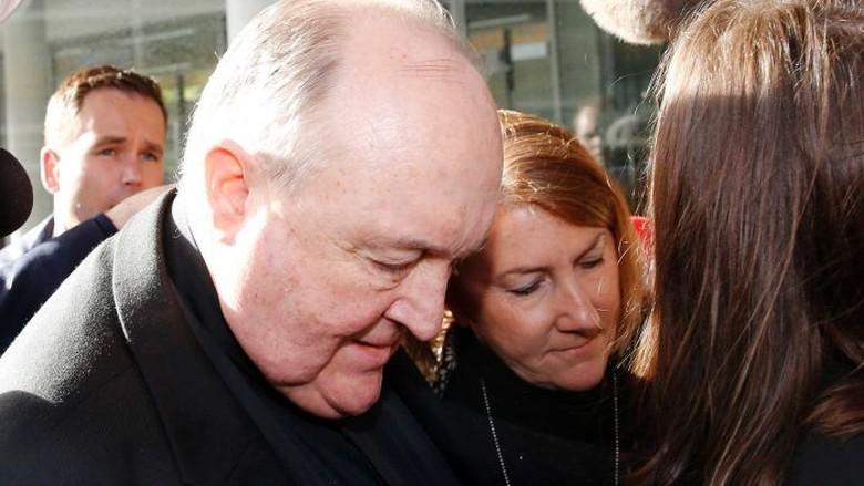 Uskup Agung Adelaide Dihukum 12 Bulan Tahanan Rumah