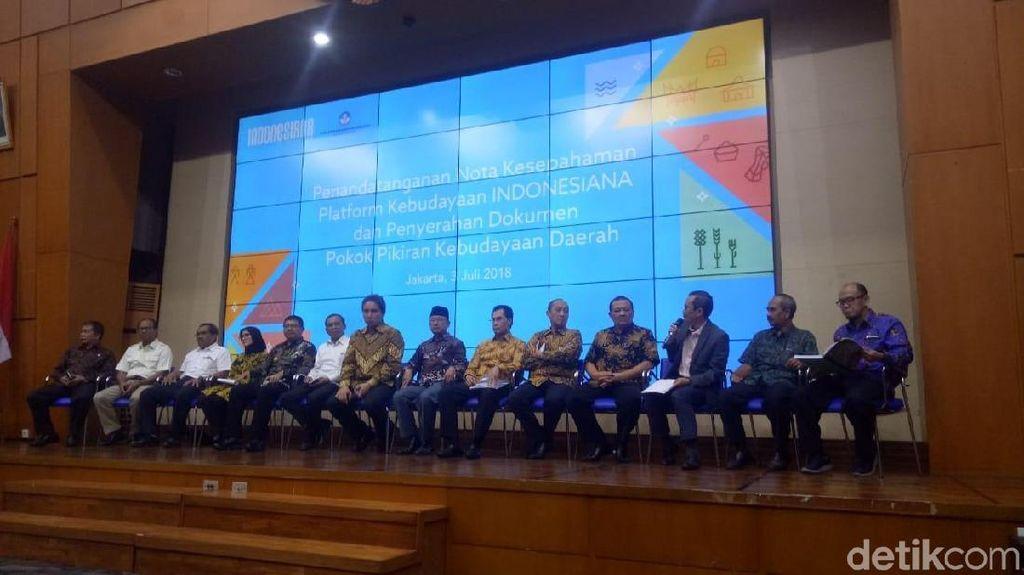 Kemendikbud akan Gelar 13 Festival Budaya Silat hingga Musik