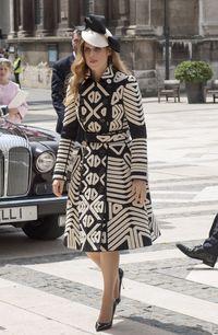 Meghan Markle Jadi Inspirasi Fashion Putri Inggris Ini?