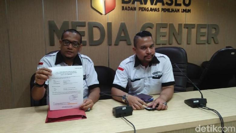 KPU Dilaporkan Ke DKPP Gara-gara Eks Koruptor Dilarang Nyaleg