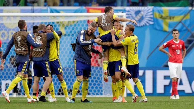 Swedia memiliki lini belakang yang solid di Piala Dunia 2018.