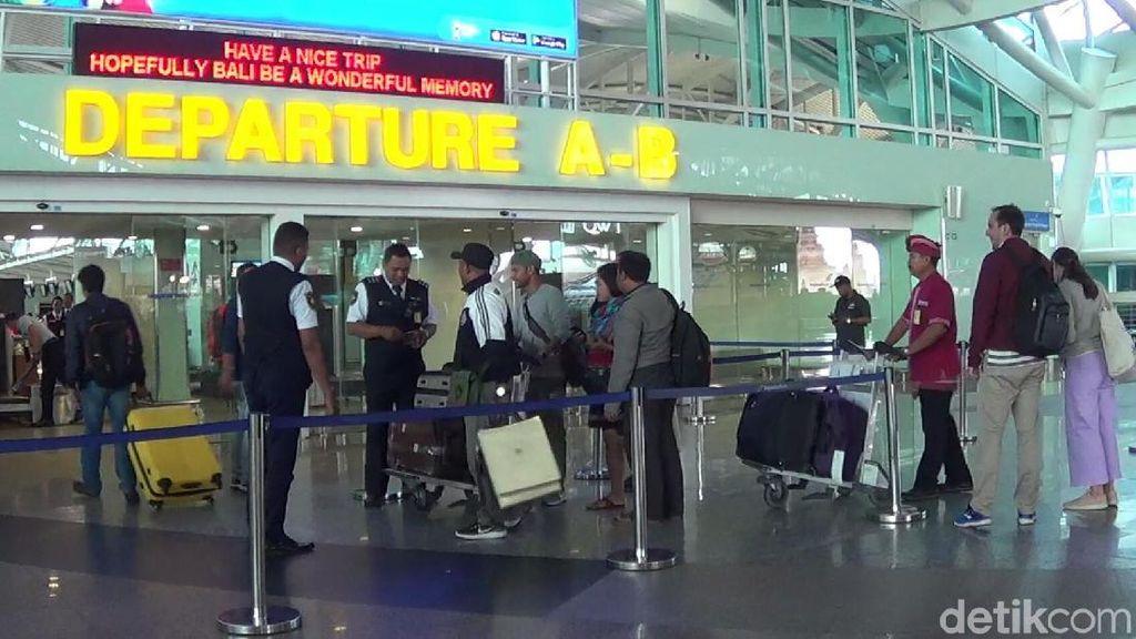Bandara Ngurah Rai Normal, 427 Penerbangan Siap Dioperasikan