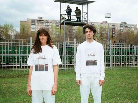 Tawaran dari label Rusia, Walk of Shame.