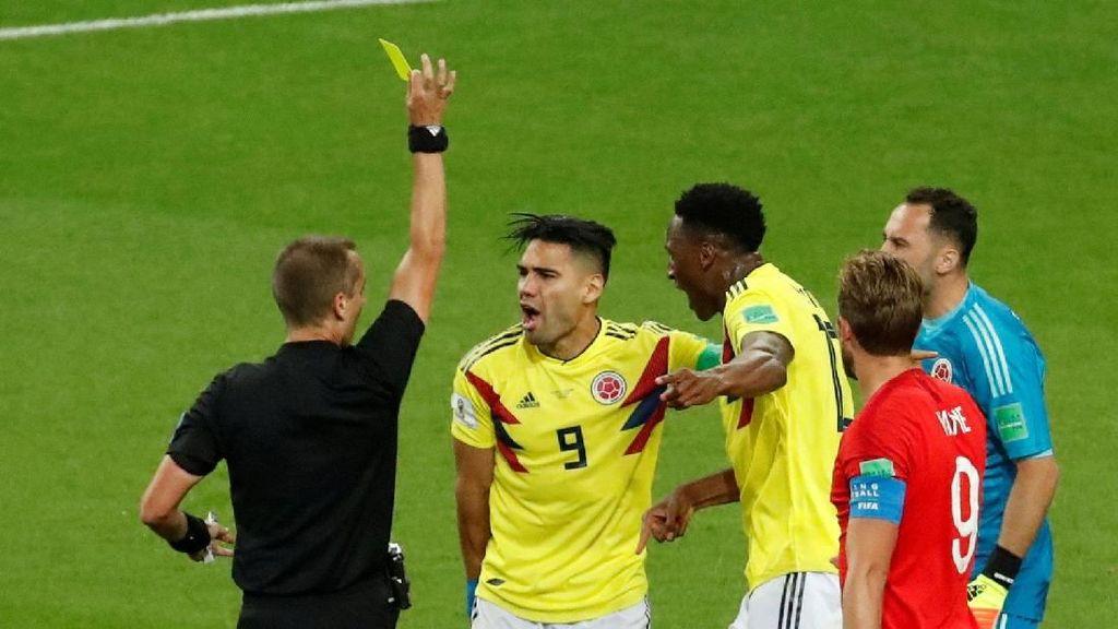 Kolombia Tim Terkotor