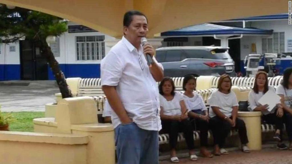 Satu Lagi Wali Kota di Filipina Tewas Ditembak Pria Bersenjata