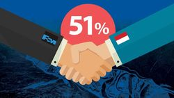 Divestasi 51% Saham Freeport Hoax atau Bukan? Begini Cari Tahunya