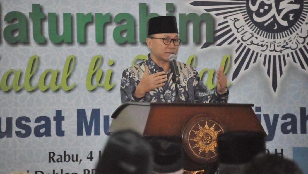 Ketua MPR: Jangan Sampai Rakyat Jadi Korban Pelemahan Rupiah
