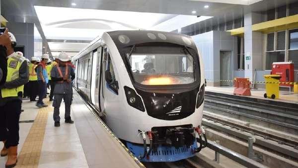 Disebut Boros, LRT Palembang Ternyata Lebih Murah dari Malaysia dan Filipina