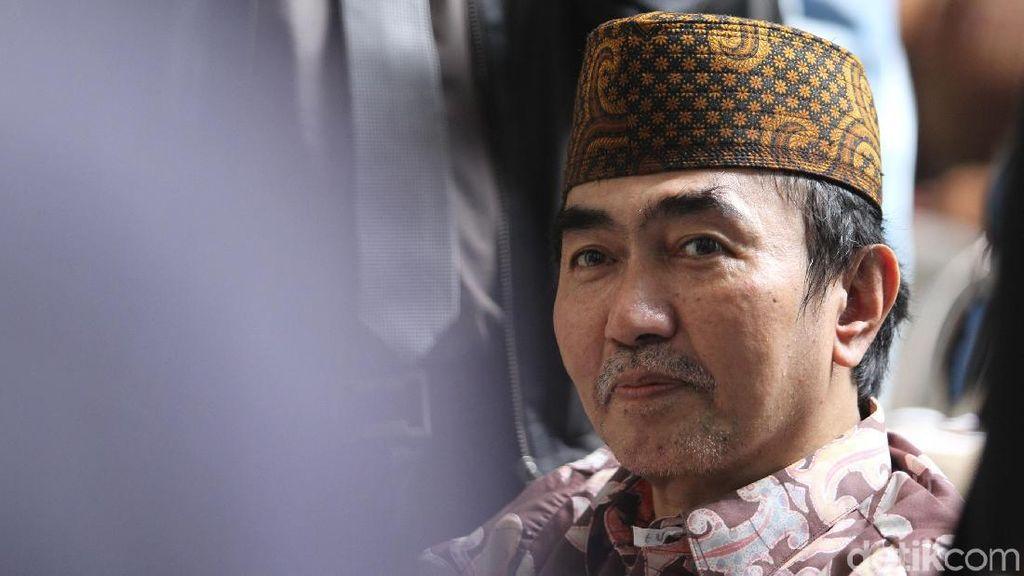 Gatot Dihukum Satu Tahun Penjara Atas Kasus Senpi